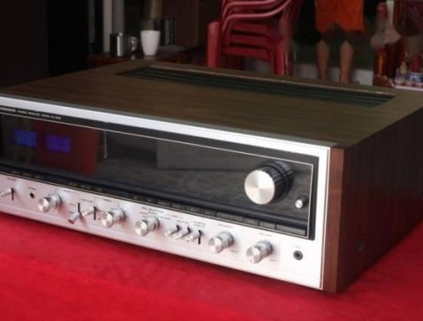 Bán Amply Pioneer SX 838 Receiver  xuất sắc